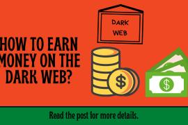 how to earn money on the dark web blog post on darkweb24.net