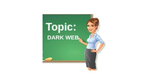 Topic Darkweb